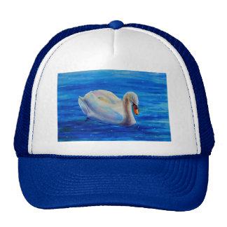 swan cap