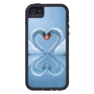 Swan Eternal Love iPhone 5 Covers