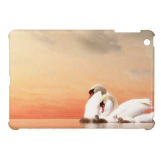 Swan family case for the iPad mini