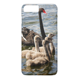 Swan Family iPhone 7 Plus Case