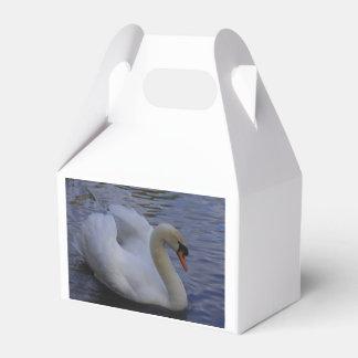 Swan Favour Box