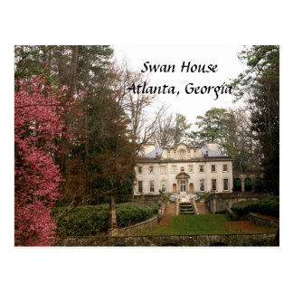 Swan House-Atlanta Postcard