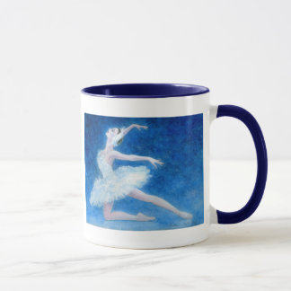 Swan Lake Ballet 2-Sided Mug