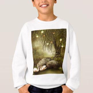 Swan lake sweatshirt