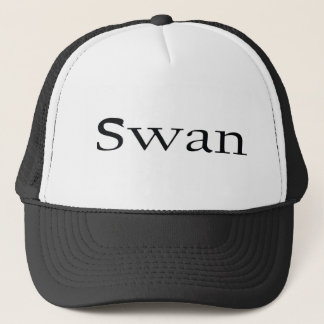 SWAN Logo Collection Trucker Hat