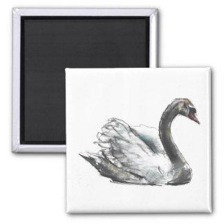 Swan Magnet
