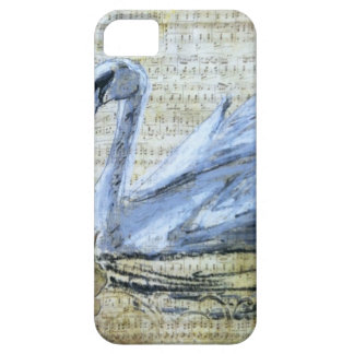 Swan Notes Case For The iPhone 5