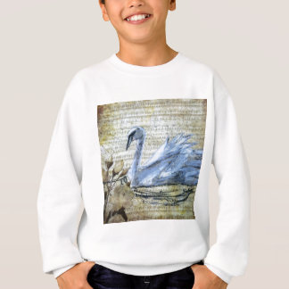 Swan Notes Sweatshirt