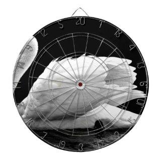Swan On The Lake Dartboard