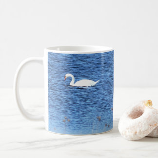 Swan Photo Coffee Mug