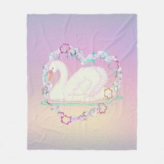 Swan Princess blanket