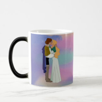 Swan Princess Kiss Mug