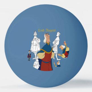 Swan Princess Lord Rogers Ping Pong Ball