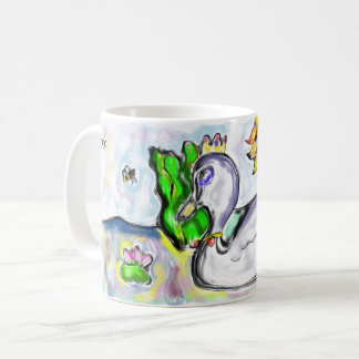 swan princess of her would coffee mug