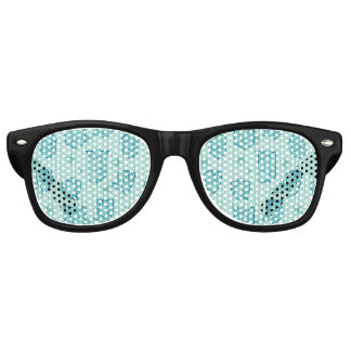 Swan Princess retro party shades