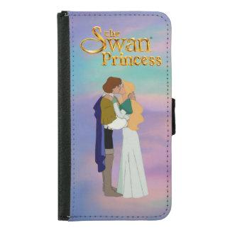Swan Princess Wallet Case