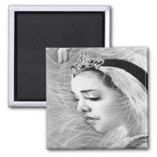 Swan Queen Ballerina Magnet