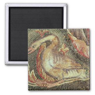 Swan, restored c.1200 magnets