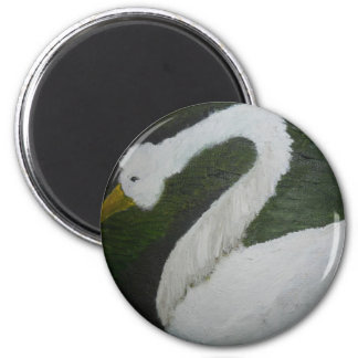 swan song refrigerator magnets