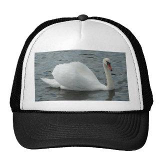 Swan Swimming Cap