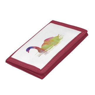 Swan Tri-fold Wallet