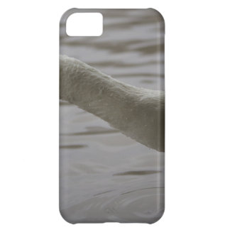 Swan with outstretched neck iPhone 5C case
