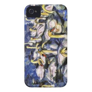 Swans Vincent Van Gogh Case-Mate iPhone 4 Case