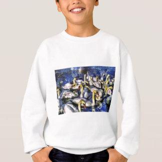 Swans Vincent Van Gogh Sweatshirt