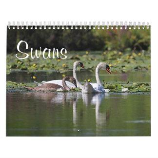 Swans Wall Calendars