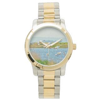 Swans Wrist watch