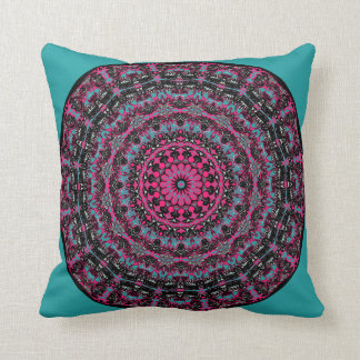Swansea Kaleidoscope Pillow in 2 Sizes