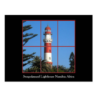 Swapokmund Lighthouse Post Card