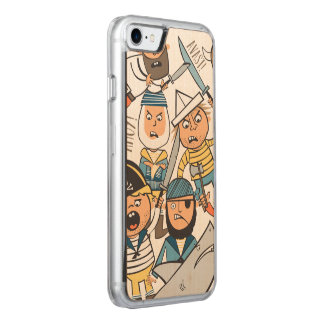 Swashbuckler iPhone 7 Wood Case