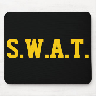 Swat Mousepad