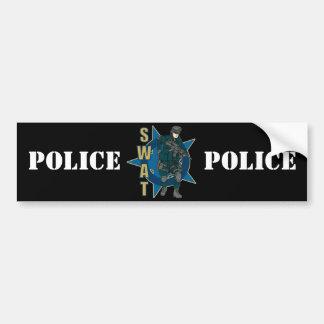 SWAT Officer Bumper Sticker