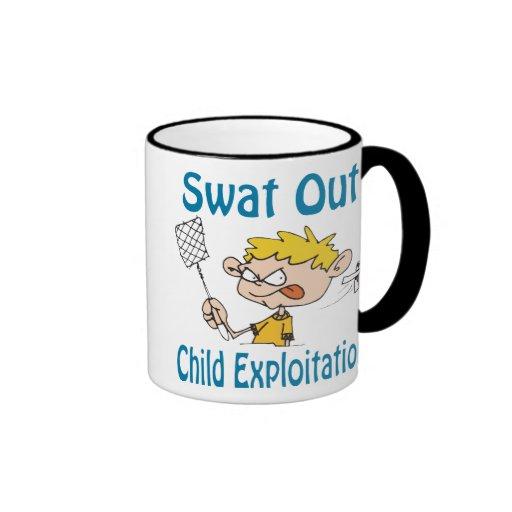 Swat Out Child-Exploitation Mug