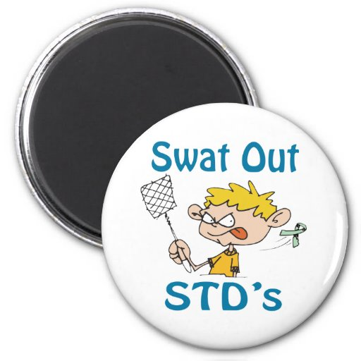 Swat Out Stds Magnet
