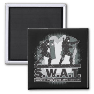 SWAT Team Entrance Magnet