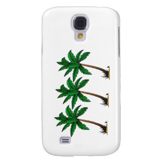 Swaying Palms Galaxy S4 Covers