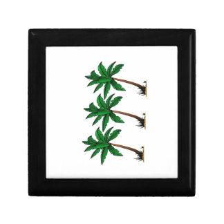 Swaying Palms Gift Box