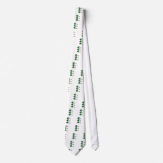 Swaying Palms Tie