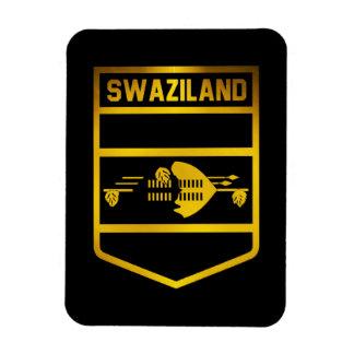 Swaziland Emblem Magnet