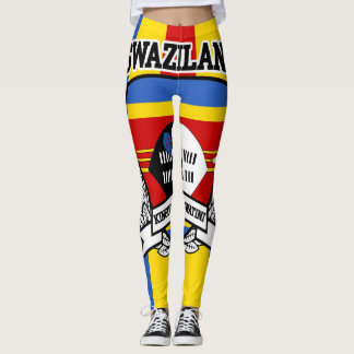 Swaziland Leggings