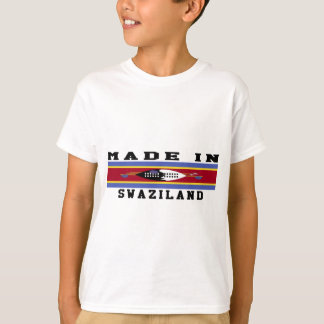 Swaziland Made In Designs T-Shirt