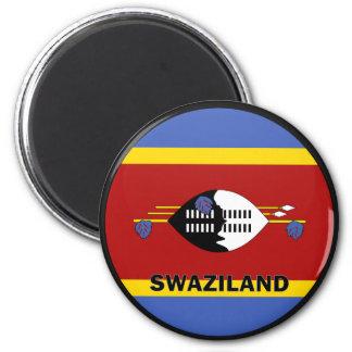 Swaziland Roundel quality Flag Magnet