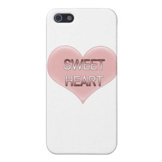 Sweat Heart iPhone 5/5S Cases