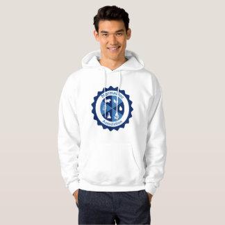 Sweat Hood - Blue NormaDoc Logo Hoodie