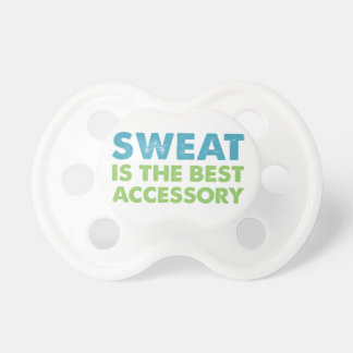Sweat is the Best Accessory Dummy