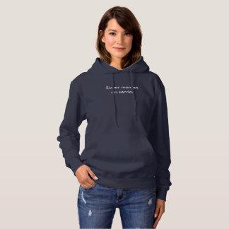 Sweat personnalisable hoodie