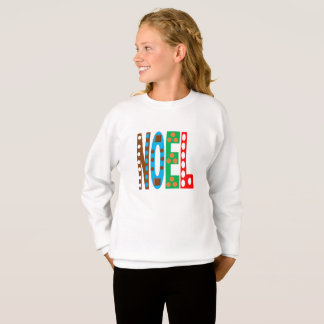 SWEAT SHIRT   HANES CHRISTMAS CANDIES